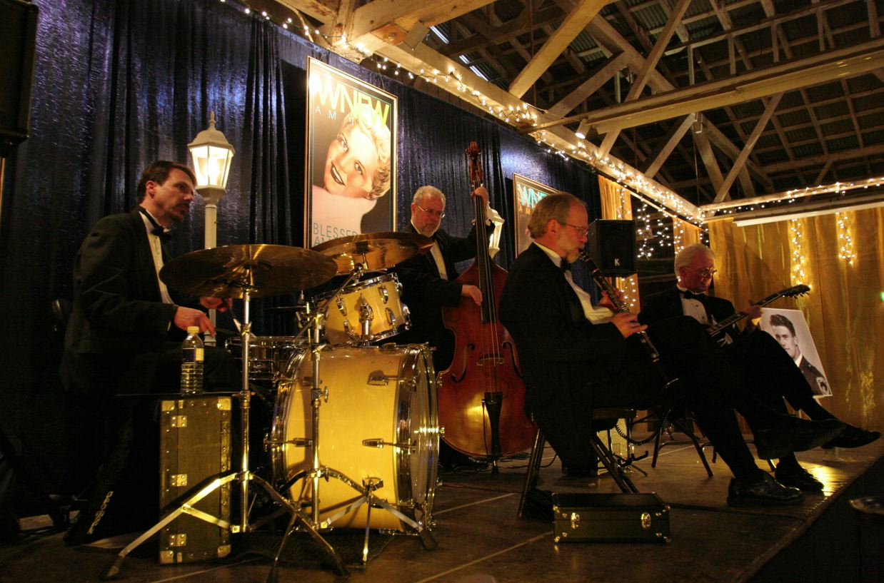 Live Band For Wedding Reception