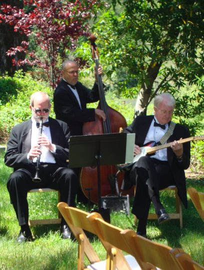Magnolia Jazz Band in Los Gatos 2011