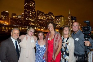 Robbie Schlosser and colleagues in San Francisco  2011