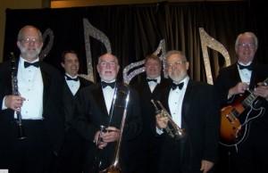 Magnolia Jazz Band in Palo Alto  2009