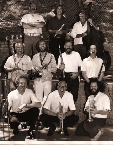 Magnolia Jazz Band in Cupertino  1975