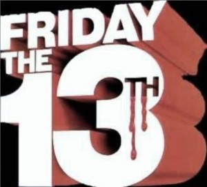 Robbie Schlosser gets lucky on Friday the 13th