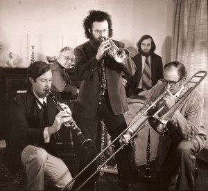 Robbie Schlosser's early dixieland years
