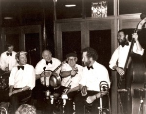 Magnolia Jazz Band in San Juan Capistrano, CA 1979