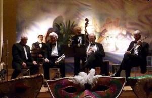 Magnolia Jazz Band in Palo Alto,  2011