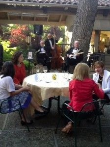 Magnolia Jazz Band in Saratoga, 2012