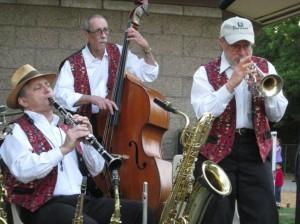 Magnolia Jazz Band, 4th of July 2010