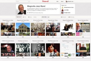 How My New Pinterest Search Helps Me Plan Wedding and Party Music