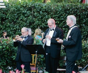 Magnolia Jazz Band in Felton, 2012