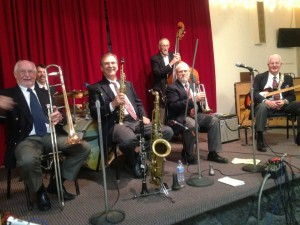 Magnolia Jazz Band in Sunnyvale, 2013