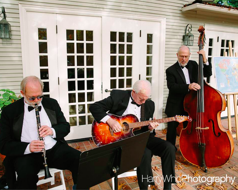 Alto music wedding